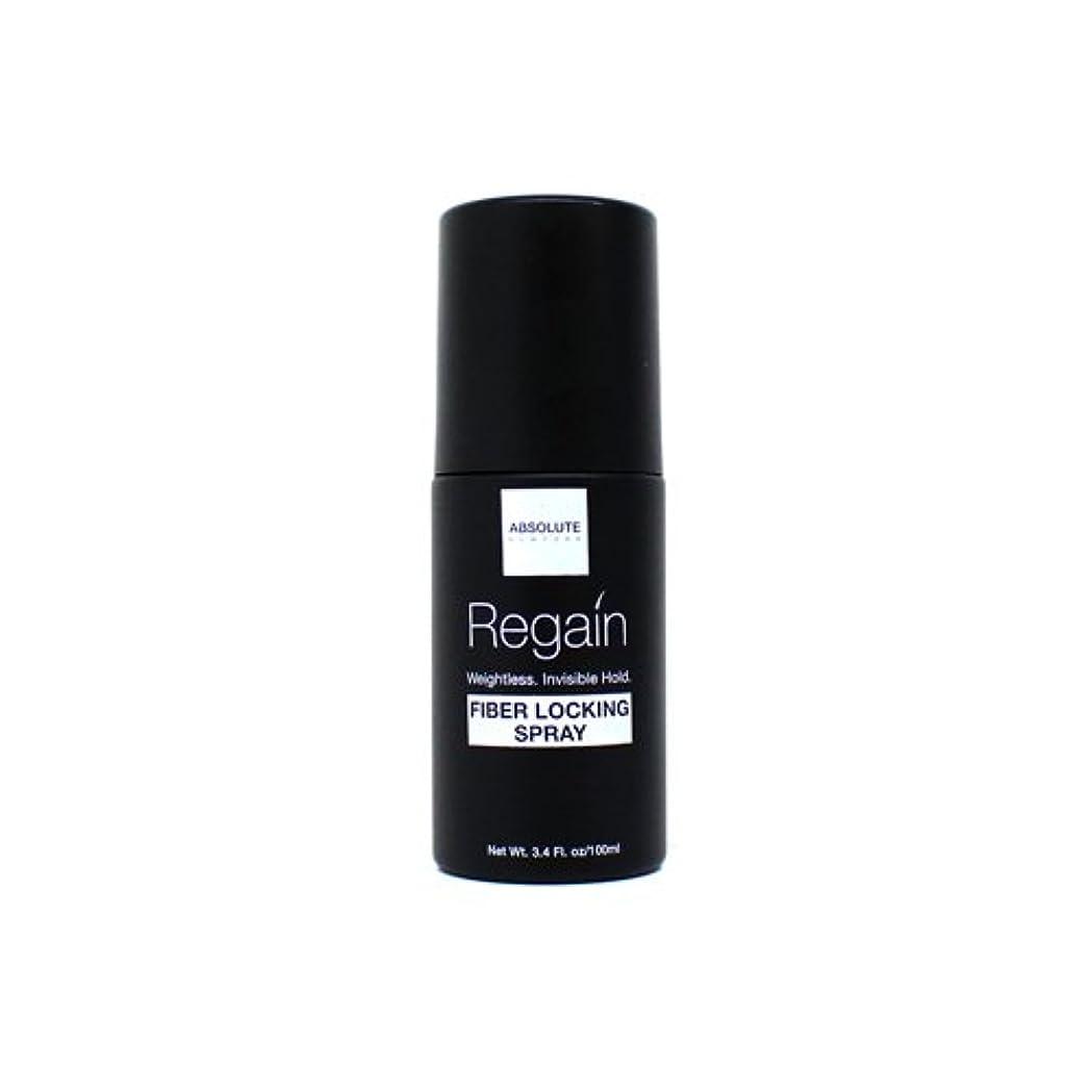 マンモス滝連帯(6 Pack) Absolute Hair Fiber Locking Hair Spray (並行輸入品)