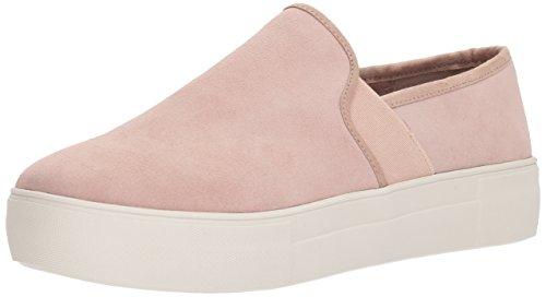 Blondo Women's Glance Waterproof Sneaker, Light Pink Suede, 11 M US