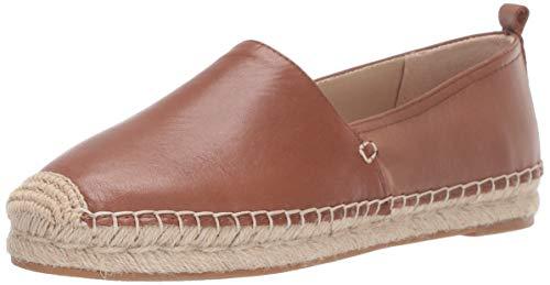 Sam Edelman Women's Khloe Loafer Latte Leather 7.5 Medium US