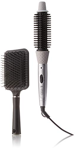 calista Perfecter Fusion Hair Styler Hot Air Brush Plus Bonuses