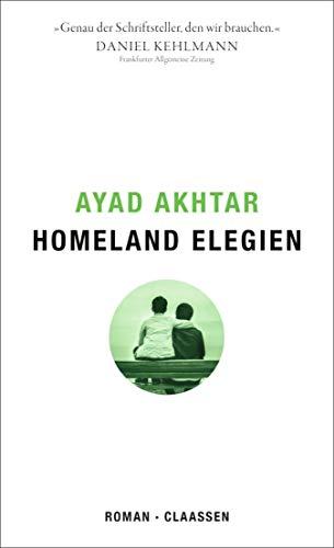 Homeland Elegien: Roman (German Edition)