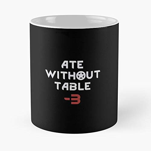 Ludeon Without Table Ate Rimworld 3 Rim World Best 11 Ounce Ceramic Coffee Mug