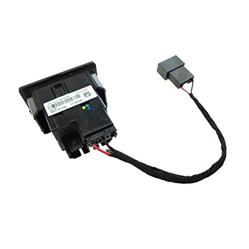 FangFang Medios HUB Cableado Adaptador for mazo de USB (Gen 2A) en Forma for Ford Sync 2 Upgrade de Sync 3