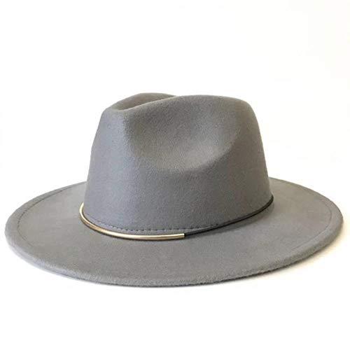 Z/A Wide Brim cap Gentleman Elegant Lady Winter Autumn Jazz Caps Men Wool Vintage light hat sunday afternoon hats for women giants camo bucket baltimore ravens panama joe biden dad hat,G.