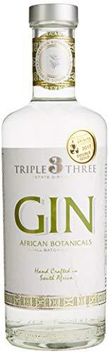 TRIPLE THREE Gin Botanicals (1 x 0.5 l)