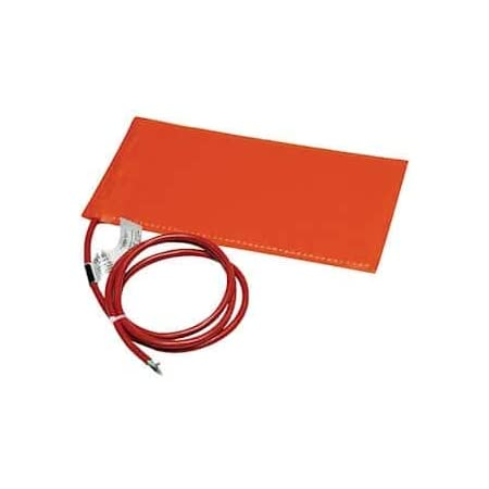 W x L: 6 x 36-Inch Rectangular BriskHeat SRL06361 SRL Silicone Rubber Heating Blanket 120V