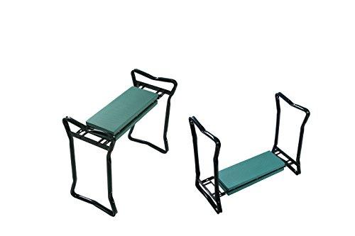 Trademark Innovations - Kniebänke in Garten-kniebank, Größe 23 x 11 x 19