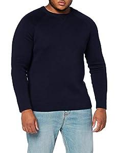 s.Oliver Big Size Herren 131.10.009.17.170.2060278 Pullover, Dark Blue, 4XL