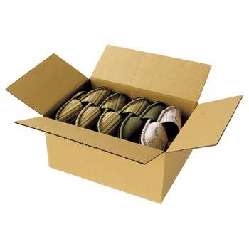 TANOSEE 宅配用ダンボール箱 100−A3 1セット(60枚:20枚×3パック)