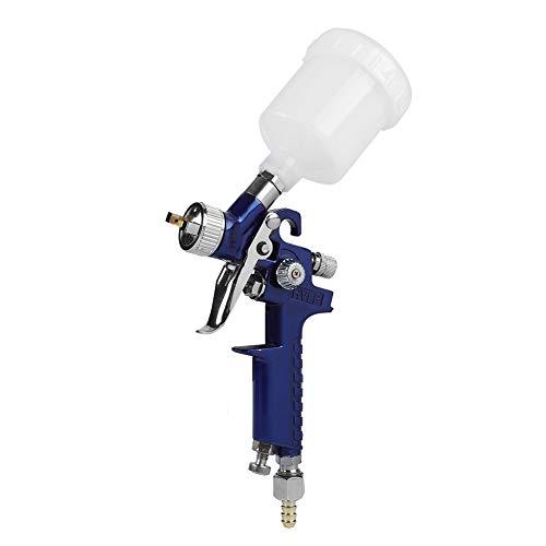 Pulverizador, 1 Set de Pistola de Aire con 0.8mm/1.4mm Boquilla para Pintura de Muebles para Pintar Juguetes