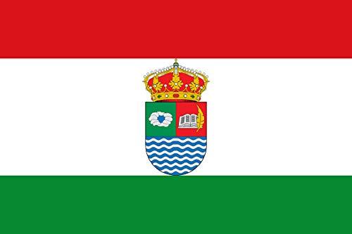 magFlags Bandera Large Santa Amalia Bandera Rectangular | Bandera Paisaje | 1.35m² | 90x150cm