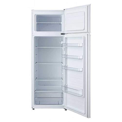 Edesa EFT-1611 WH nevera y congelador Independiente Blanco 240 L A+ - Frigorífico (240 L, ST, 42 dB, 2 kg 24h, A+, Blanco)