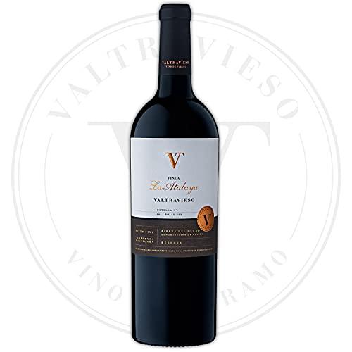 Finca La Atalaya Reserva - Vino Tinto Ribera del Duero Denominación de Origen/Vino de Páramo | Tinto Fino (90%) y Cabernet Sauvignon (10%) | 1 Botella 750 ml/Ud