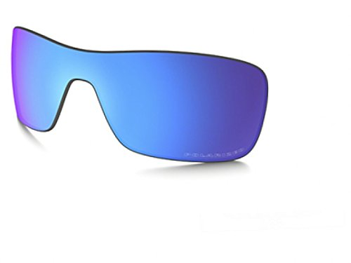 Oakley RL-TURBINE-ROTOR-43 Lentes de reemplazo para gafas de sol, Multicolor, 55 Unisex Adulto