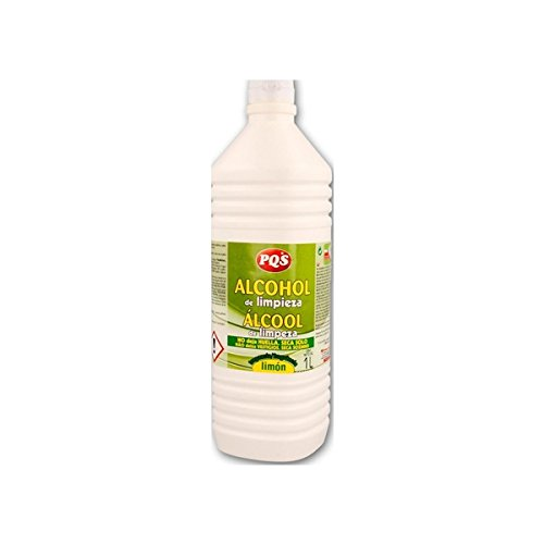Pqs Limpiah Pqs Alcohol Limon 1 L 3 Unidades 200 ml