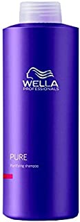 Shampoo Balance Pure Wella de Limpeza Profunda 1000ml