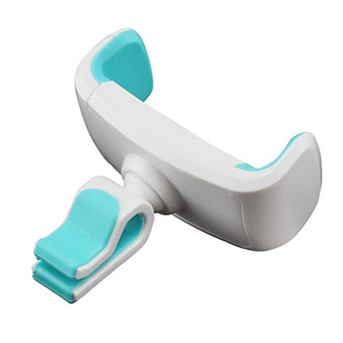 USNASLM Soporte universal de 360 grados para teléfono móvil de coche, soporte para rejilla de ventilación, para iPhone xiaomi Samsung Huawei