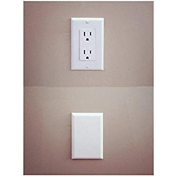 3 Pack BabySecurity Double Electric Plug Socket Cover White