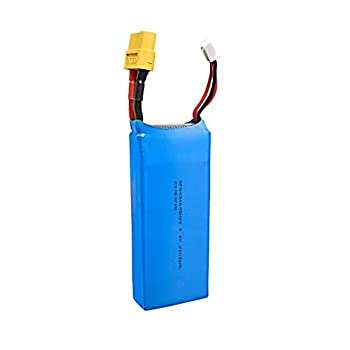 Galileo StealthBattery 6182-7CA-BATTERY PROTOCOL RC PARTS FOR Galileo Stealth 6182- CHECK SECOND PICTURE ABOUT DRONE