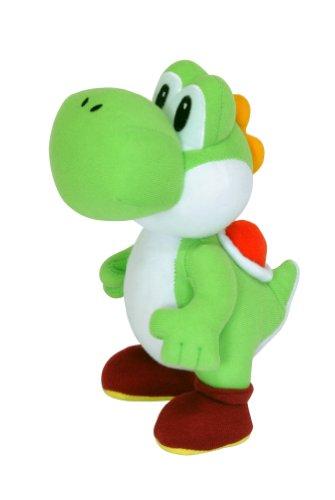 Nintendo Super Mario - Muñeco de Peluche de Yoshi (24 cm