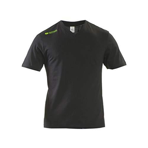 Errea Professional T-Shirt, taille et couleur au choix L noir