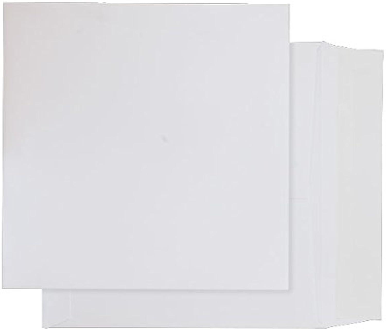 Purely Packaging 165 x 165 mm Card Wallet schälen und Seal Umschlag – parent 220 x 220 mm weiß B00Q4QW9M6   Neue Produkte im Jahr 2019