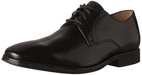 Clarks Men's Gilman Lace Shoe, black, 13 M US