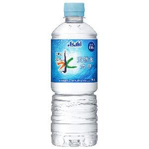 賞味期限:2021年1月 アサヒ おいしい水 天然水 六甲 600ml×24本 (1ケース)  ナチュラルミネラルウォーター [アウトレット品]