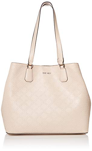 Nine West Marcelie Tote Buff One Size