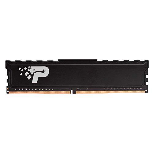 Patriot Memory Serie Signature Premium Memoria Singola RAM DDR4 2400 MHz PC4-19200 16GB (1x16GB) C17