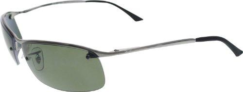 Ray-Ban Sonnenbrille schwarz 63