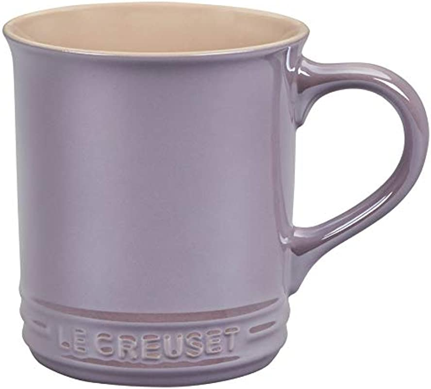 Le Creuset Metallic Provence Enameled Stoneware 12 Ounce Mug