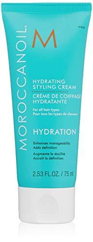 Moroccanoil Hydrating Styling Cream, Travel Size, 2.53 Fl Oz