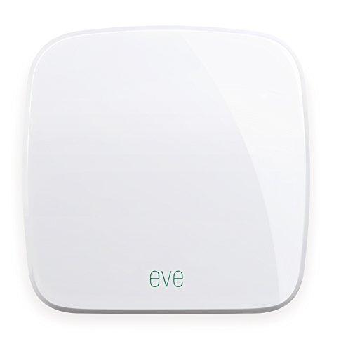 Elgato Eve Room (Vorgängermodell) - Kabelloser Raumklimasensor mit Apple HomeKit-Unterstützung, Bluetooth Low Energy