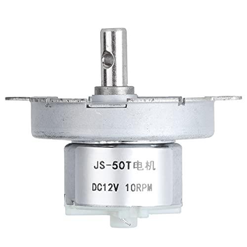 Jopwkuin Micro Motor de reducción, Motor de reducción Duradero Multiusos para Industrias