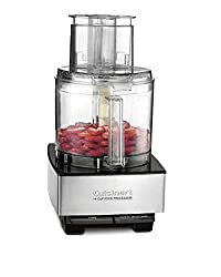 Brushed stainless steel Cuisinart DFP-14BCNY 14-Cup Food Processor