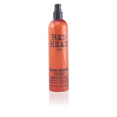 Bed Head Colour Goddess Oil Infused Shampoo 400 ml ORIGINAL