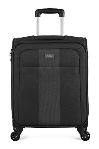 Salisbury Exclusive Cabin, 55 cm, 34 L, Black