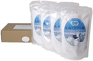死海ミネラル塩 2kg 500g×4