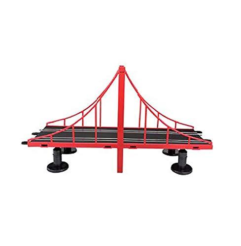Bburago Maisto Francia–96090–Circuito de Coches–Polistil–Accesorio Puente Colgante