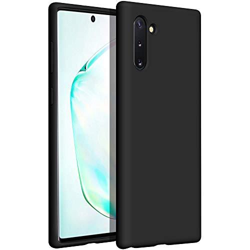 YATWIN Funda de Silicona Compatible con Samsung Note 10 6.3