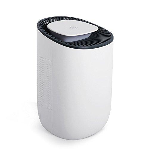 GDS Haushalt Mini Electric Intelligent Luftentfeuchter Small One Key Einfache Bedienung Lufttrockner 23W 600ml Entfeuchten Maschine