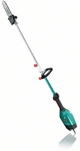Bosch Home and Garden 0 600 8A3 200 Multiherramienta eléctrica con accesorio sierra de pértiga, 112 cm