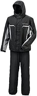 Polaris Slingshot Black Rainsuit- 2xlarge
