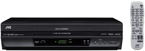 JVC HR-V616 Nicam Video Recorder in Bl
