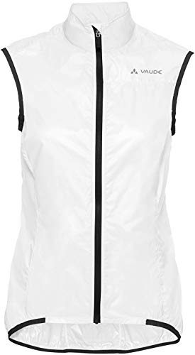Vaude Damen Weste Women's Air Vest III, White Uni, 44, 40807