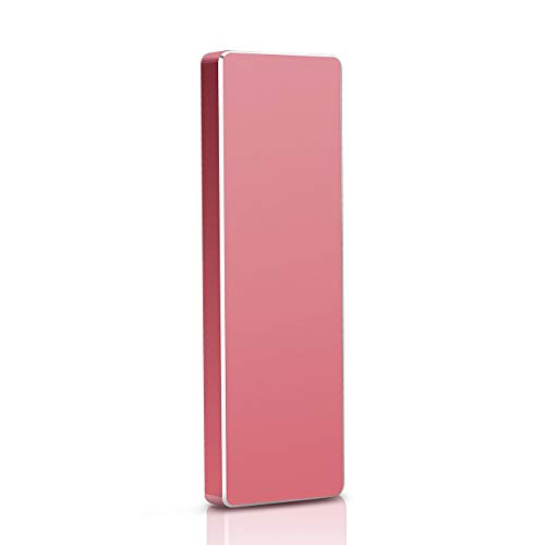 2TB External Hard Drive Portable Hard Drive USB 3.1 Gen 1, Ultra Slim Hard Drive External Type-C HDD, Compatible with Mac Xbox One and PC-2TB Hard Drive,RD