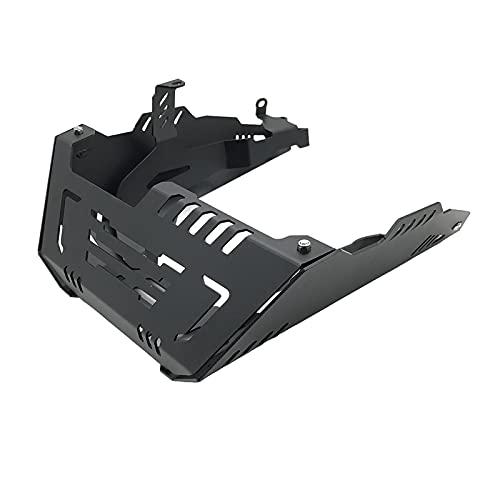 Blesiya Motorrad Unterfahrschutz Motorbodenschutz Fit für Yamaha MT 07 MT07 2014 2020 XSR700 2018 2020