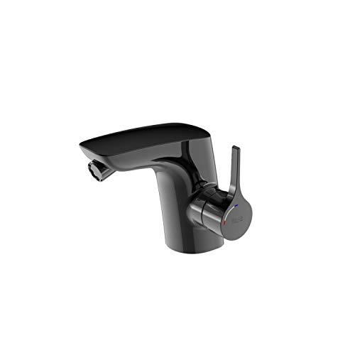Mezclador grifo monomando para bidé, ColdStart, serie Insignia, 11,5 x 10,4 x 11,5 centímetros, color negro titanio (Referencia: A5A6A3ACN0)