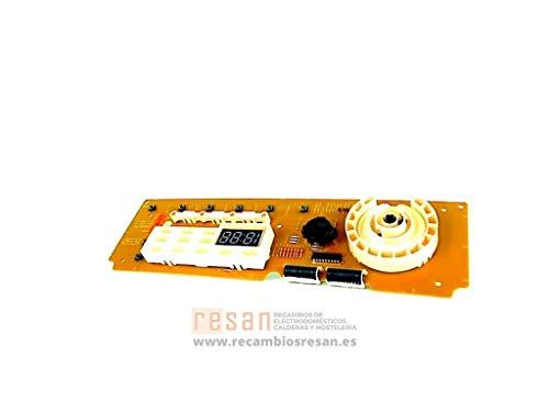 Platin der Bestellung und Anzeige Referenz: 6871ec1114a für Trocknen im Wäschetrockner LG